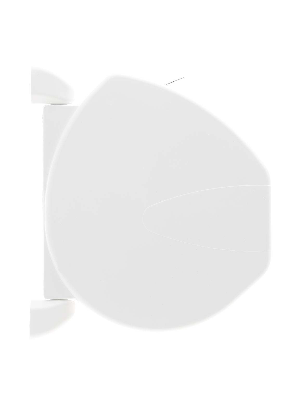 Kagylós típusú, fehér színű redőnyautomata