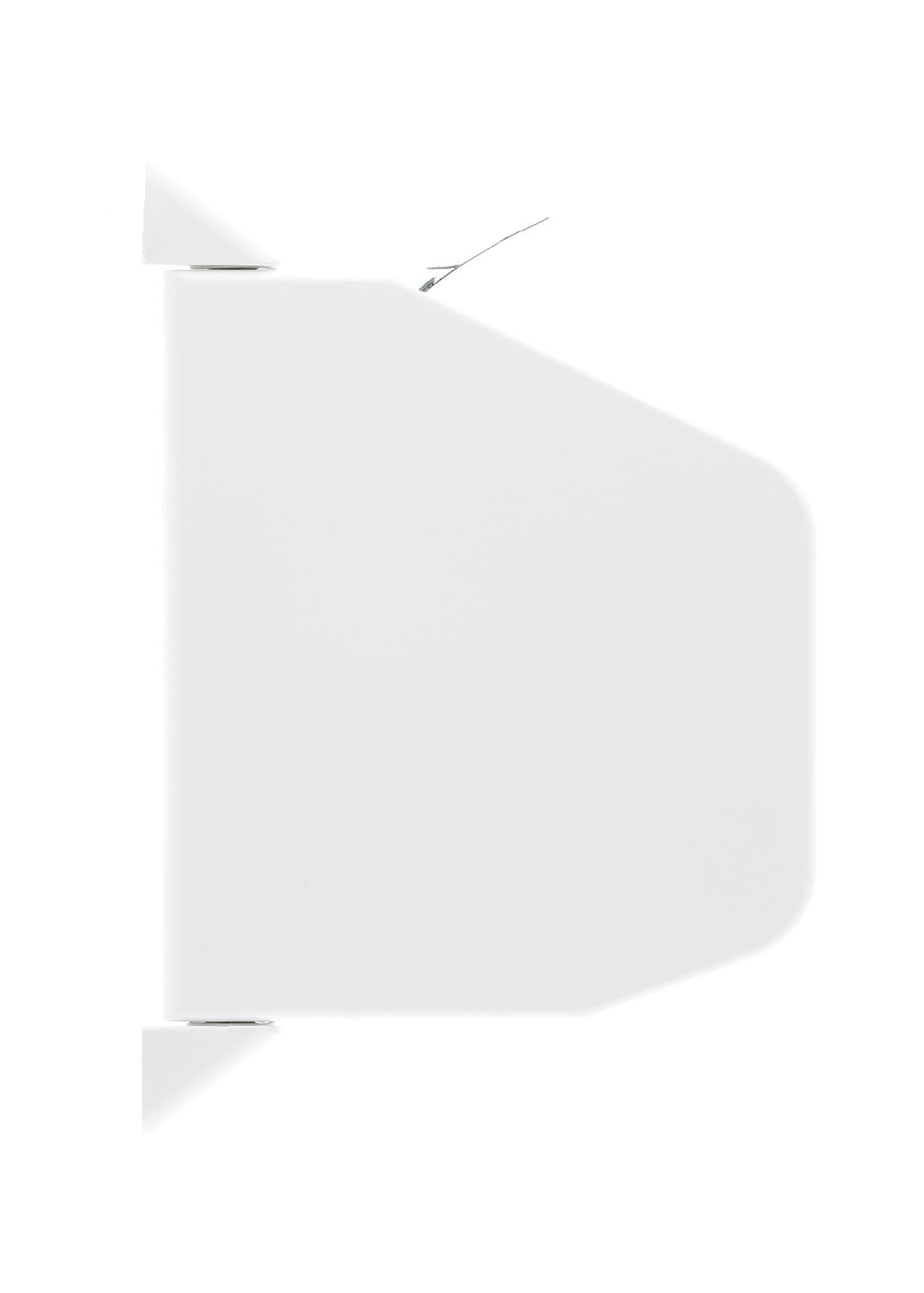 Fehér színű, Új-klasszikus típusú redőnyautomata